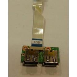 Connector USB Hp pavilion dv6000-2015sf