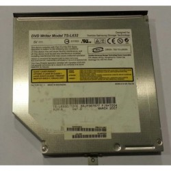 Lecteur DVD-RW model TS-L632 pour Toshiba satellite P200-13I
