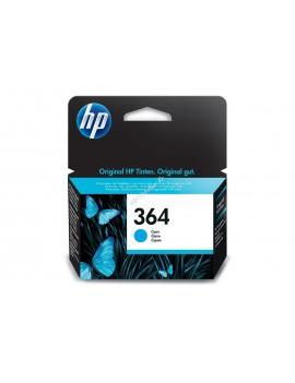 HP 364 cartouche d'encre cyan