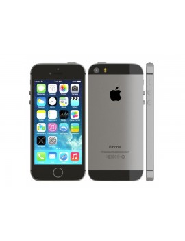 Iphone 5S 16 Go gris cidéral noir