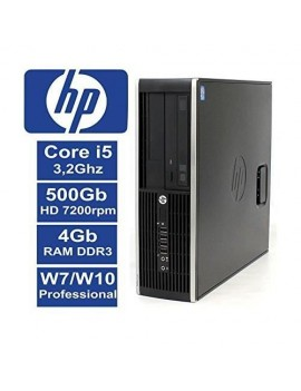 HP 6300 Pro SSF Intel i5-3470 @ 3.2 GHz