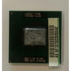 Intel Core 2 Duo T7300 @ 2...