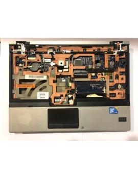 Plasturgie Haut et base HP elitebook 2530P