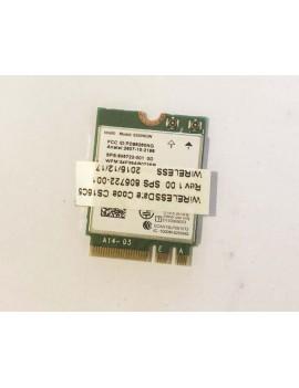 Carte wifi HP Elitebook 850 G3 SPS 806722-001