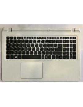 Clavier touchpad top case pour AcerAspireES1-523-28DU