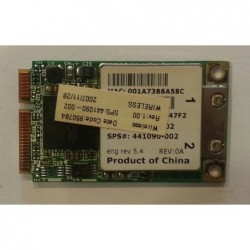 Carte wifi pour Compaq 6720s